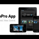 Applications GoPro pour Android et iOS