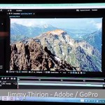 GoPro et Adobe Creative Cloud, la post-production de l'extrême – SATIS 2014