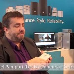 Interview Emmanuel Pampuri (Stand G Technology) au SATIS 2014