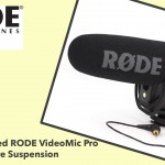 Evolution du RODE Video Mic Pro